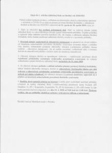 Zápis do Základných škôl v Pezinku